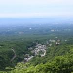 那須高原展望台(恋人の聖地)